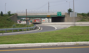 Route 73 Overpass